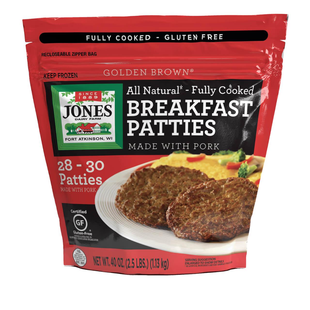 Breakfast Pork Patties