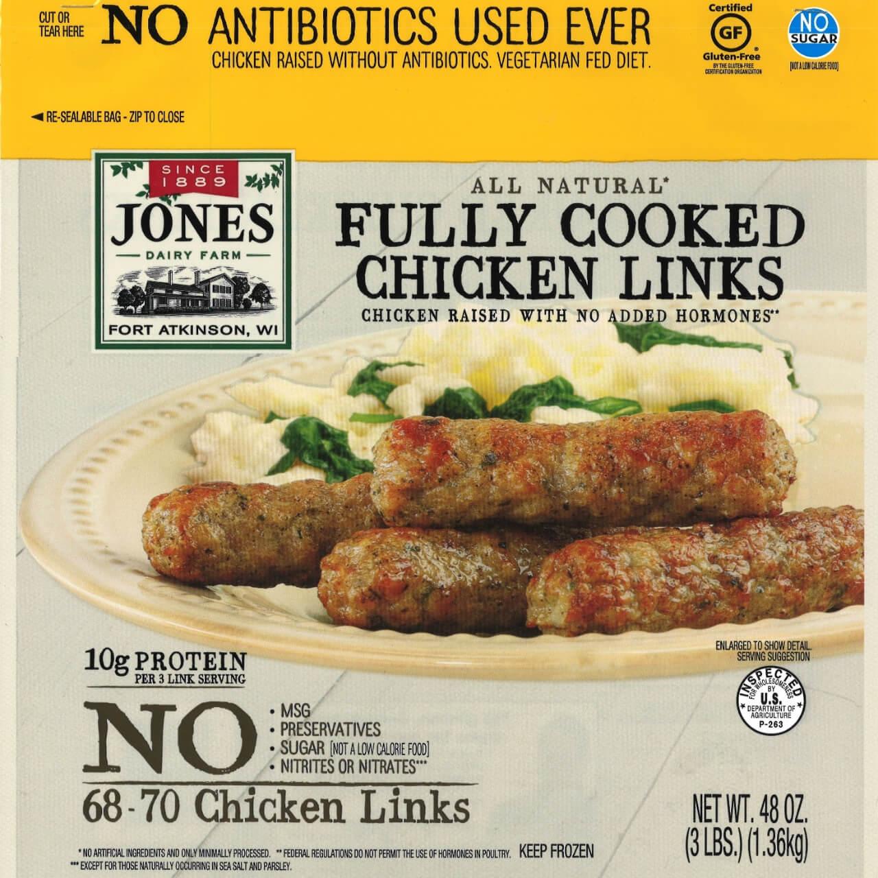 Chicken Links